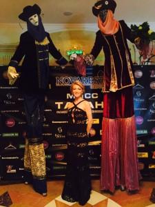 Алина Делисс открыла конкурс Мисс талант