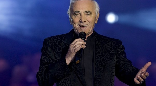 Mondial choral laval spectacle Charles Aznavour