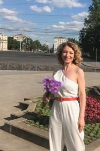 Алина Делисс начала гастрольный тур по Молдове