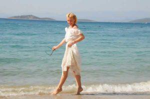 Алина Делисс об острове Корфу