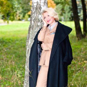 Алина Делисс: смотрите на жизнь с юмором и позитивом!