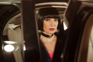 Новый клип Алины Делисс «Такси»