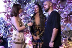 Алина Делисс стала звёздной ведущей канала Fashion TV