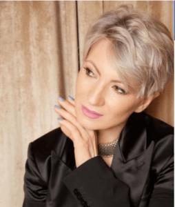 Алина Делисс : «Ты должен аргументировать свой успех»